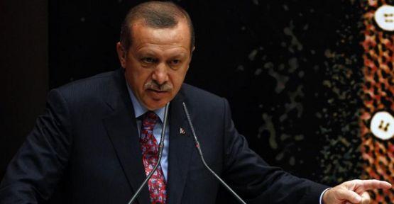Erdoğan'dan Çok Sert Açıklamalar