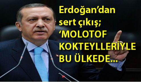 Erdoğan'dan Demirtaş'a Sert Çıkış