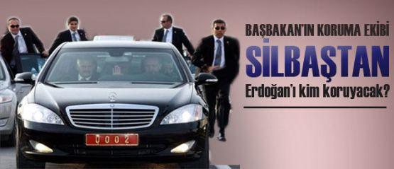 """Erdoğan'ın korumalarında """"Cemaat"""" şüphesi"""