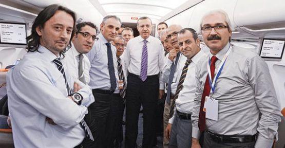 Erdoğan'ın Son Gezisine Çağrılmayan 12 Gazete