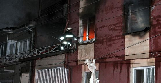 Eskişehir'de Korkunç Patlama!