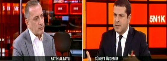 Fatih Altaylı'dan ses kaydı açıklaması