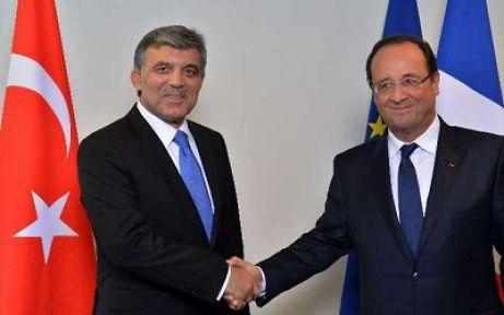 Fransa Cumhurbaşkanı Türkiye'ye Geliyor