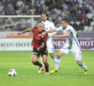Galatasaray'ı Eski Oyuncuları Yaktı