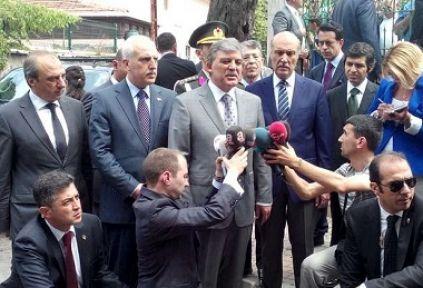 Gül'den Bilal Erdoğan Yorumu