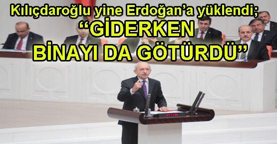 Hedefinde Erdoğan vardı