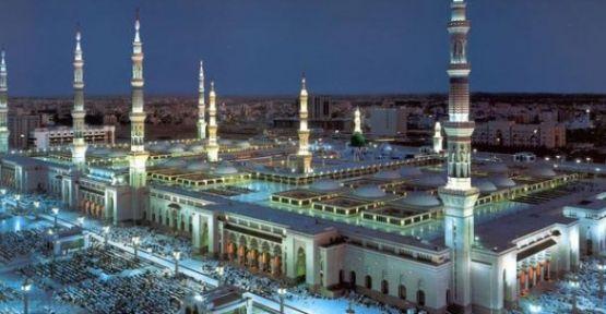 'Hz. Muhammed'in mezarı taşınacak' iddiası