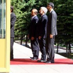 İran Heyetini Karşılayan Olmadı