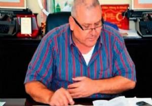 İş Adamı Ofisinde Öldürüldü
