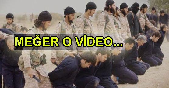 IŞİD Katliamları Gerçek Değil mi?
