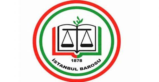 İstanbul Barosu'ndan CHP Partizanlığı