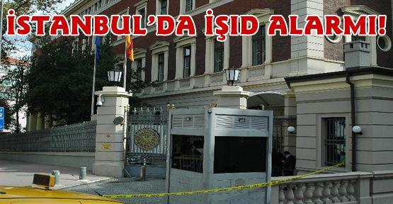 İstanbul'da IŞİD alarmı