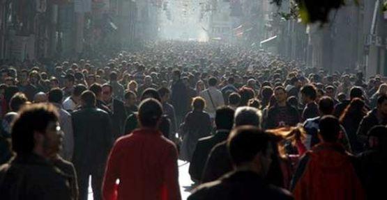 İşte Türkiye'nin 2013'teki Nüfusu
