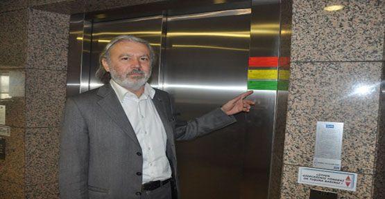 İzmir'in asansörleri ölüm saçıyor