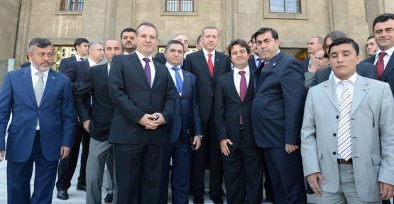 İzmirliler Başbakan Erdoğan'la buluştu