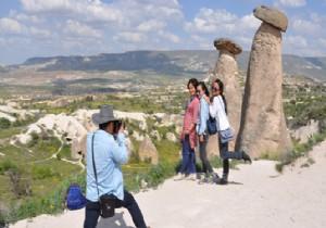 Kapadokya'yı Kaç Turist Gezdi?