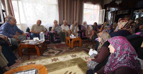 Karabağ, ''Vatandaşlarımızın arasında huzur buluyorum''