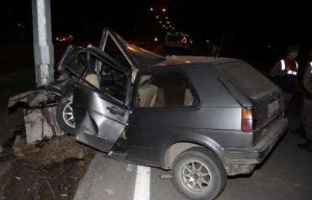 Kazalar Yine Can Aldı