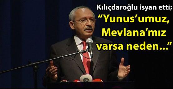 Kılıçdaroğlu İsyan Etti!