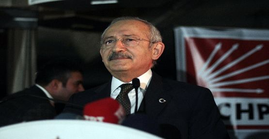 Kılıçdaroğlu'na elektirik şoku