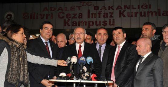 Kılıçdaroğlu'ndan Cumhurbaşkanı ve Başbakan'a çağrı