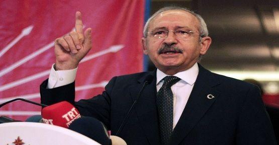 Kılıçdaroğlu'ndan Davutoğlu'na yanıt