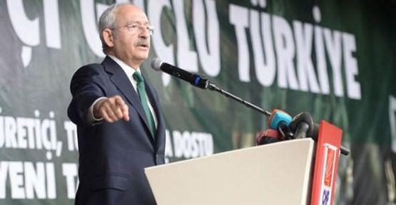 Kılıçdaroğlu'ndan Erdoğan'la ilgili ilginç iddia