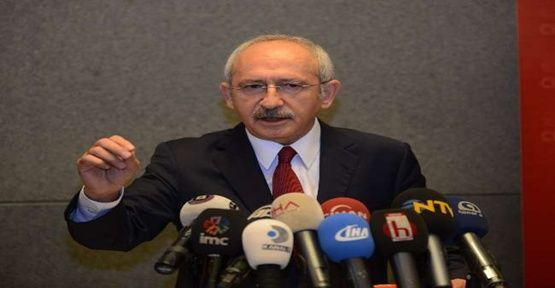 Kılıçdaroğlu'ndan seçim barajına iki teklif