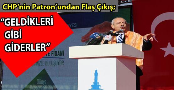 Kılıçdaroğlu'ndan şok benzetme !