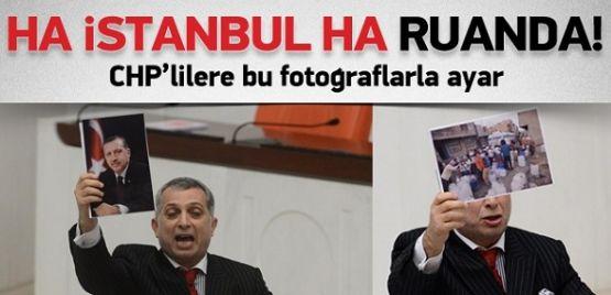Külünk CHP'lileri bu fotoğraflarla vurdu!