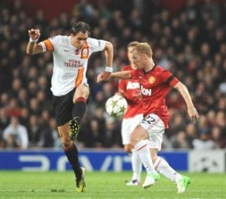 Manchester: 1 Galatasaray: 0