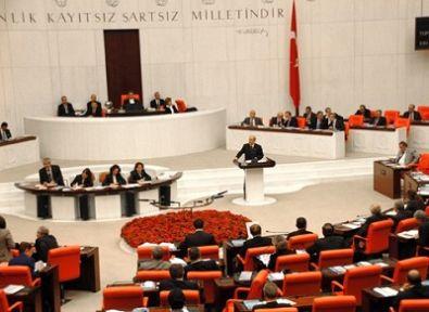 Meclis'te İnce-Coşkun Düellosu