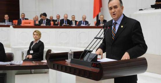 MHP'li Vekilin Sözleri, AK Partili Vekilleri Kızdırdı