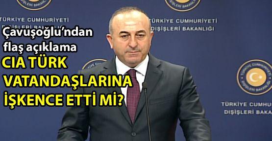 O raporda Türk vatandaşları da var mıydı?
