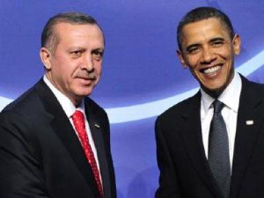 Obama Erdoğan'dan Yardım İstedi