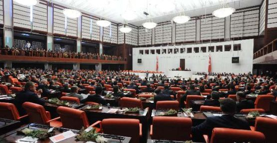 ÖYM Teklifi Bugün Meclis'e Geliyor