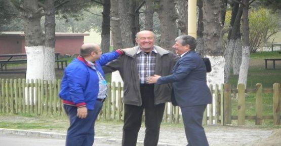 Pekünlü'nün ilk ziyaretçisi Balbay