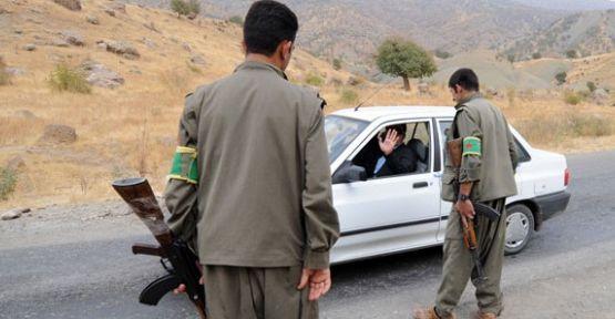 PKK, bu 13 noktada adeta cirit atıyor!