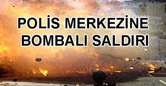 Polis merkezine intihar saldırısı: 5 ölü