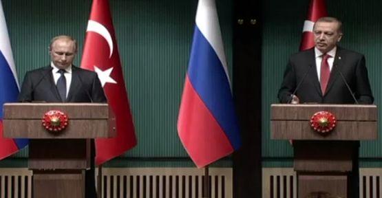 Putin'in Esad açıklamalarına gönderme yaptı