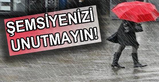 Sağanak Yağış Devam Edecek!