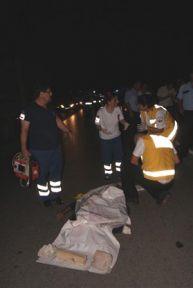Sağır ve Dilsiz Adam Kaza Kurbanı