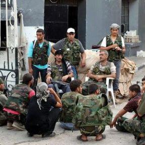 Şam'da 21 Başkanlık Muhafızı Öldürüldü