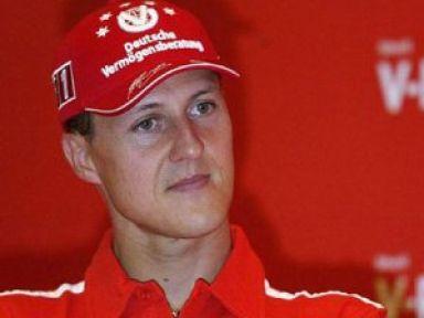 Schumacher'den Ümit Kesildi!
