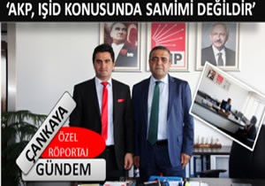 TANRIKULU: AKP IŞİD Konusunda Samimi Değildir