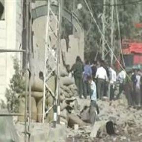 Suriye'de Patlama, Nusaybin'de Panik!