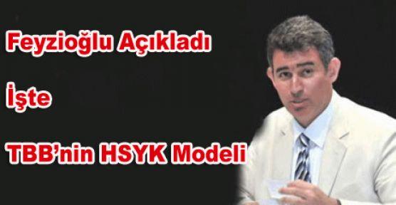 TBB'nin HSYK Modeli