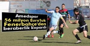 Amedspor 56 Milyon Euro'luk Fenerbahçe'den...