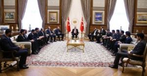 Cumhurbaşkanı Erdoğan 12 Dev Adam'ı...