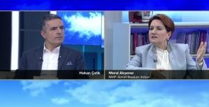 Meral Akşener: 'MHP Değişikliğe Giderse Başbakan Olurum'
